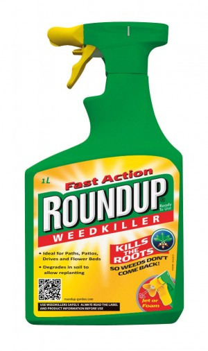 Roundup Ready To Use Fast Action Formula - 1 Litre