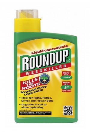 Roundup GC Weedkiller - 1 Litre