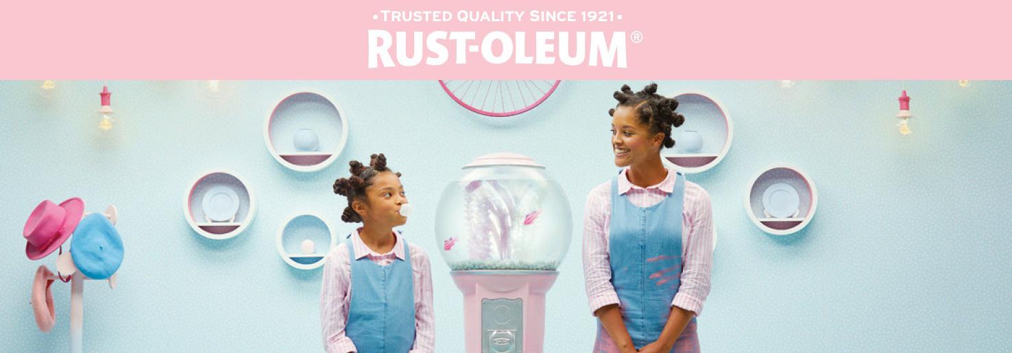 Rustoleum Banner